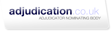 Adjudication.co.uk - Adjudicator Nominating Body